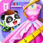Baby Panda's Fashion Dress Up Game APK