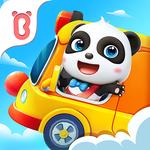 حافلة الباندا: باص المدرسة العجيب APK