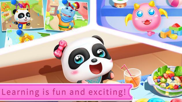 حافلة الباندا: باص المدرسة العجيب تصوير الشاشة 10