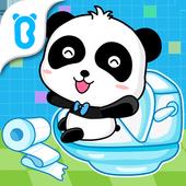 Baby Panda's Potty Training icon