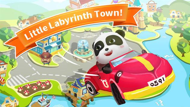 Labyrinth Town - FREE for kids apk screenshot