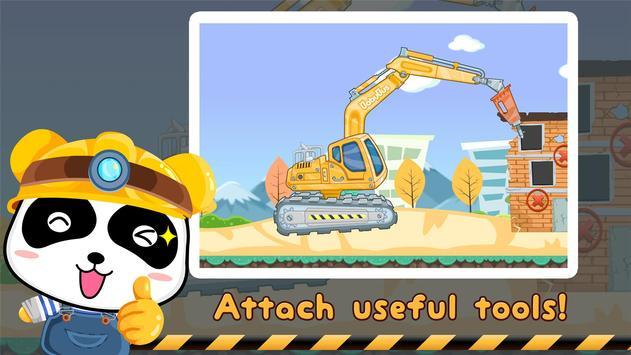 Heavy Machines - Free for kids apk screenshot