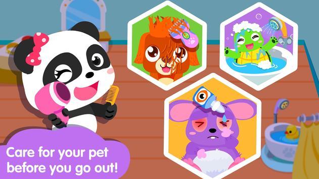 Kota Impian Panda Kecil screenshot 2
