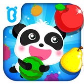 Baby Panda Learns about Fruit icon