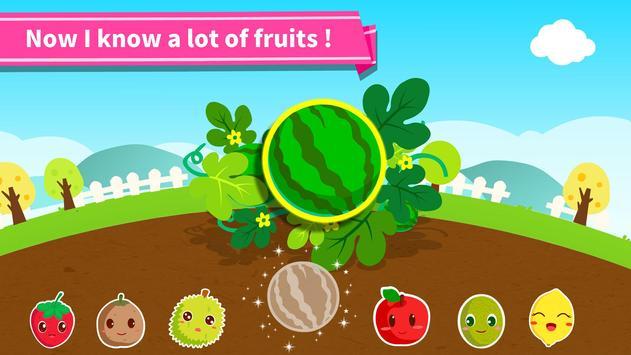 Baby Panda Learns about Fruit screenshot 1