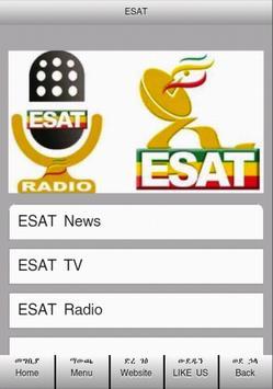 ESAT News apk screenshot
