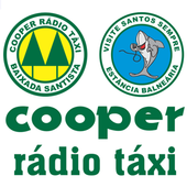Cooper Rádio Táxi Santos icon