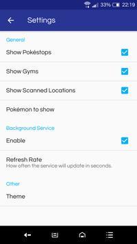 Poké Live Map for Pokémon GO apk screenshot