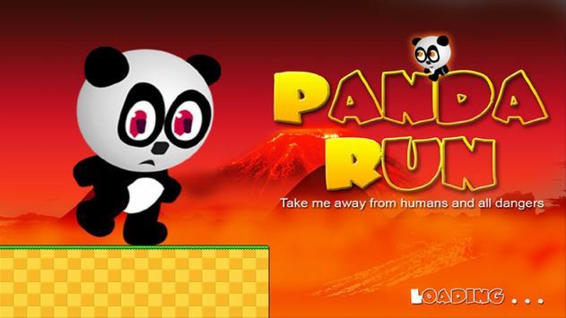 Panda Run poster