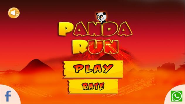 Panda Run apk screenshot