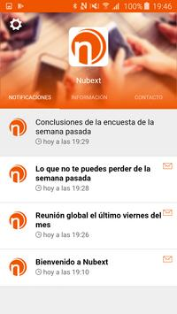 Nubext apk screenshot