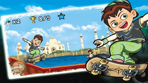 Subway Ben Skate 10 screenshot 2