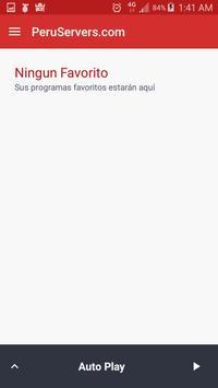 Peru Servers Radio apk screenshot