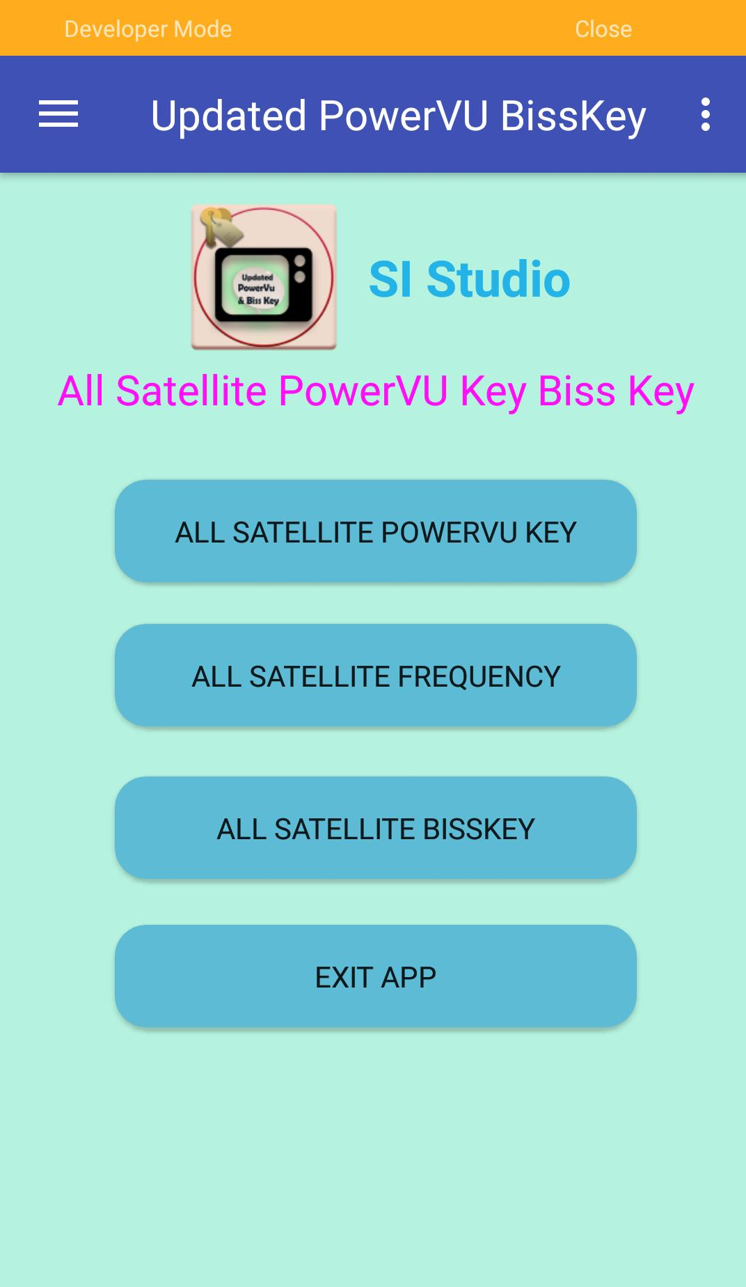 All Dish Updated Frequency PowerVU And Biss Key for Android