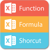 Ms Excel Formula & Function Full Course in 15 Days icon