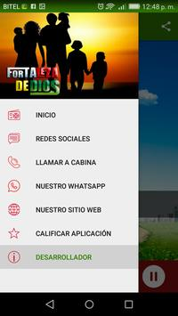 Radio Fortaleza screenshot 1