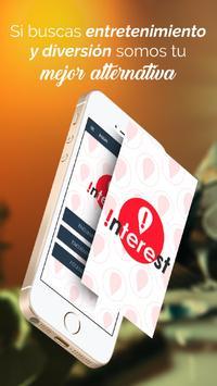 Interest poster