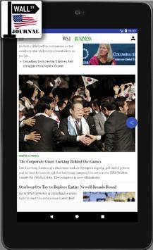 WSJ - The Wall Street Journal - Daily News -  News screenshot 6