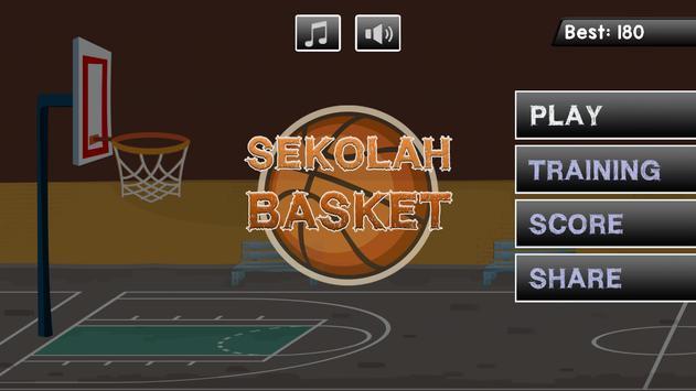 Basketball School poster