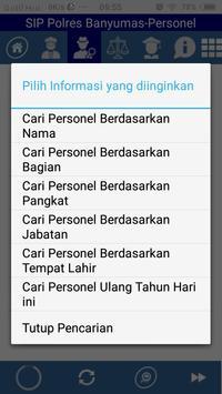 SIP Android Polres Banyumas screenshot 3