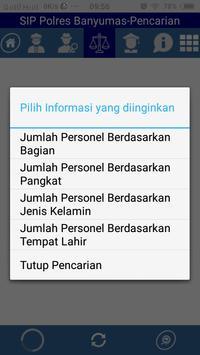SIP Android Polres Banyumas screenshot 4