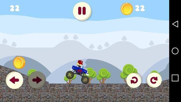 Zorlu Parkur Yarışı apk screenshot