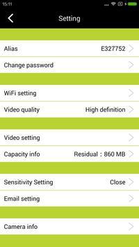 itek Motorized Camera screenshot 1