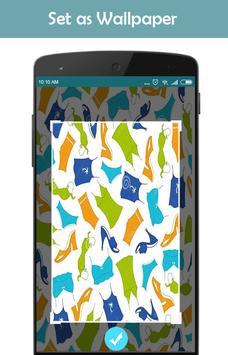 clothes pattern screenshot 4