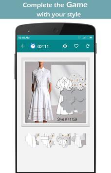 clothes pattern screenshot 1