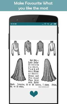 clothes pattern screenshot 3