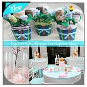 Top DIY Baby Shower Centerpiece Ideas icon