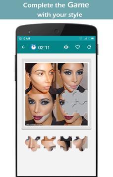 Trend makeup styles (step by step makeup) screenshot 1
