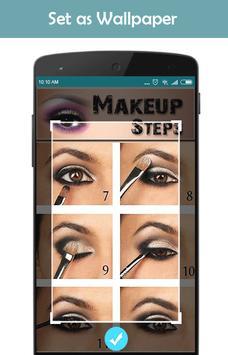 Trend makeup styles (step by step makeup) screenshot 4