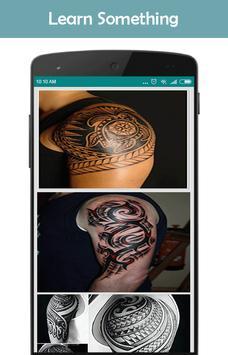 Tribal Tattoo Designs poster