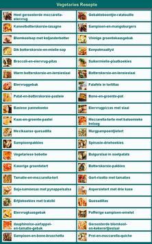 Vegetaries Resepte screenshot 4