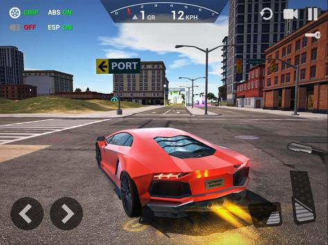 Ultimate Car Driving Simulator screenshot 8