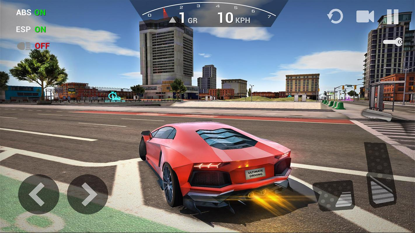 ultimate car driving simulator for android apk download. Black Bedroom Furniture Sets. Home Design Ideas