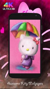 Cute HD Hello Kitty Wallpaper & Backgrounds poster