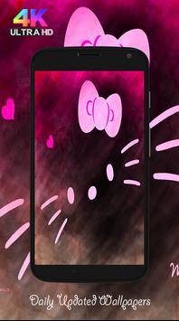 Cute HD Hello Kitty Wallpaper & Backgrounds screenshot 2