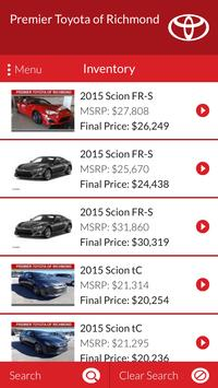 Premier Toyota of Richmond screenshot 1