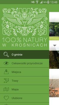 100% natury w Krośnicach poster