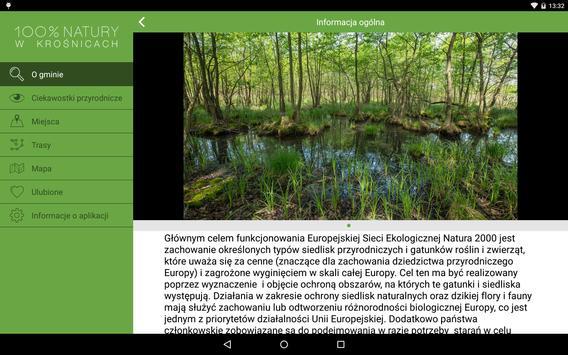 100% natury w Krośnicach apk screenshot