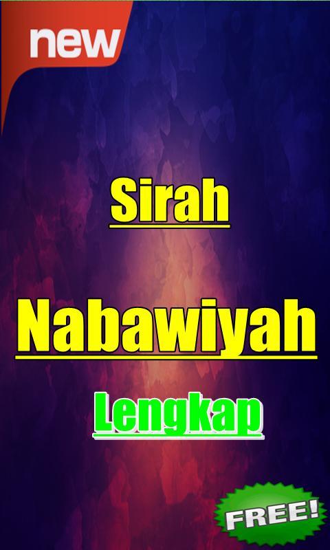Sirah Nabawiyah Lengkap poster