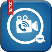 video call for imo prank icon