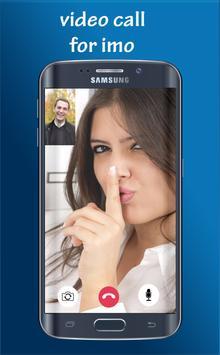 video call for imo prank screenshot 3