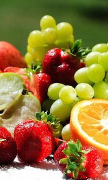 Fruits Live Wallpapers screenshot 1