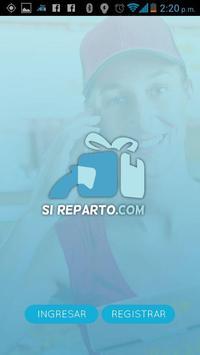 Si Reparto Guadalajara poster