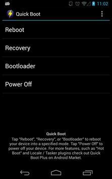 Boot cepat ( Reboot ) poster