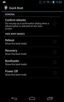 Boot cepat ( Reboot ) screenshot 2