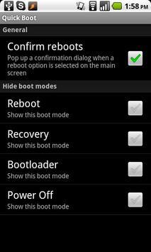 Boot cepat ( Reboot ) screenshot 4